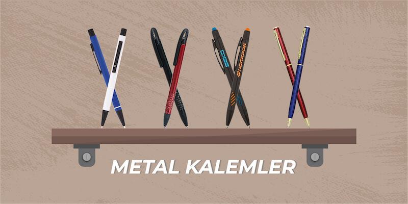 Promosyon Metal Kalemler