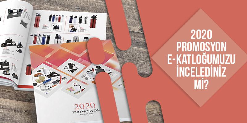 Promosyon Ürünleri 2020 Katalog